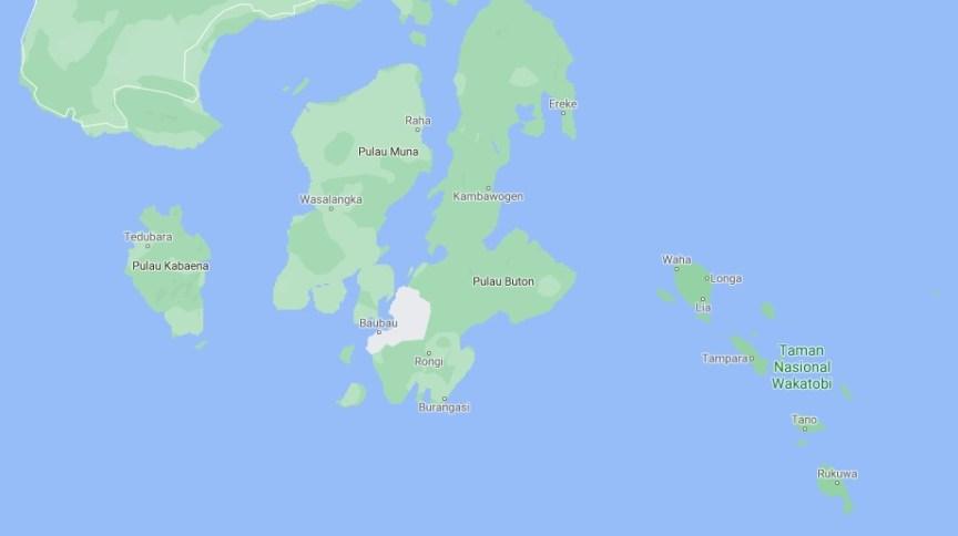 Inicialmente, foi dito não haver risco de tsunami