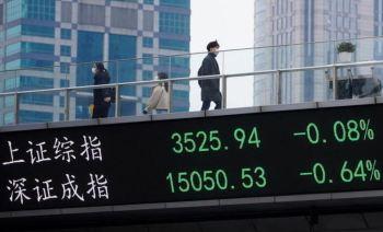 O índice Hang Seng, da Bolsa de Hong Kong, terminou o pregão em baixa de 1,50%, a 25.813,81 pontos