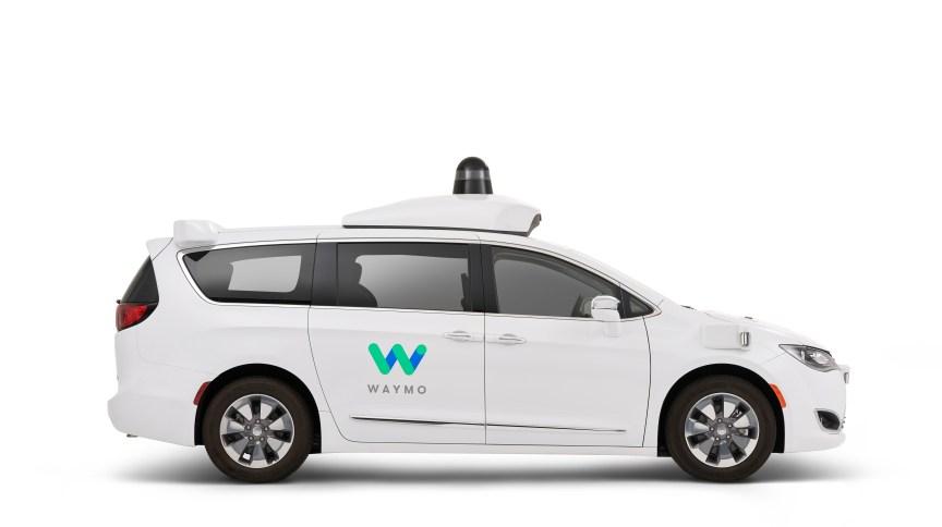 Modelo de veículo autônomo da Waymo, divisão do Google