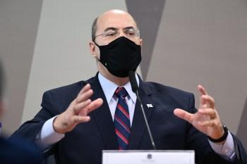 Ex-governador do Rio de Janeiro deve ser ouvido pelos senadores da CPI da Pandemia em julho