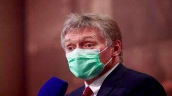 Dmitry Peskov afirmou à rádio russa que governo acompanha questão de perto e que essa é uma questão que 'levanta preocupações' em Moscou