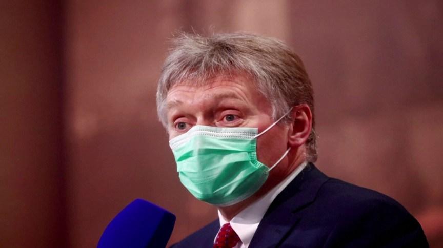 Porta-voz do Kremlin, Dmitry Peskov, diz que entrada da Ucrânia na Otan seria 'linha vermelha' para Moscou