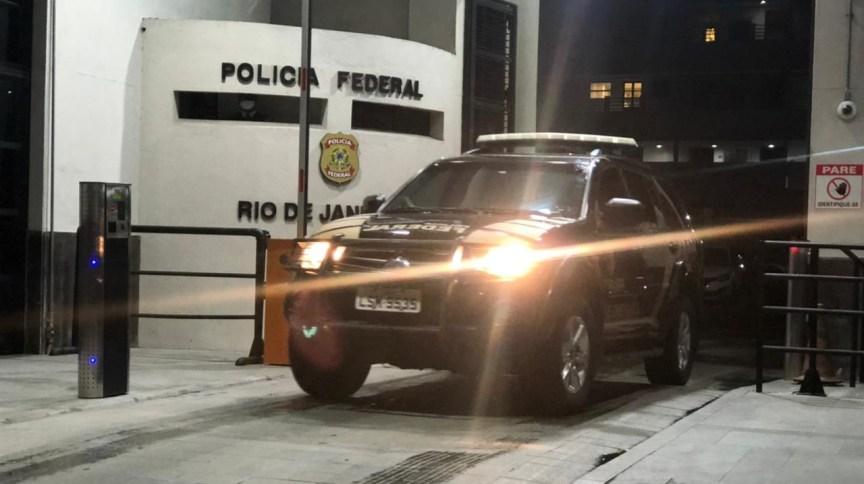 PF faz operação no RJ contra crimes na antiga Diretoria de Abastecimento da Petrobras
