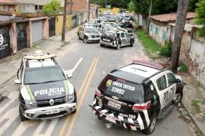 Segundo a Secretaria de Segurança Pública, 170 pessoas foram assassinadas em nove dias de paralisação de PMs