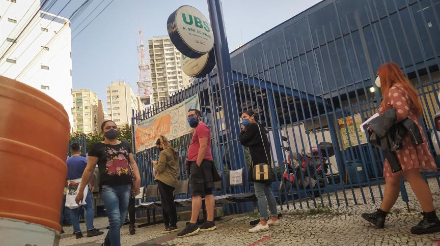 Site da prefeitura de São Paulo possibilita a busca de serviços públicos de saúde na capital