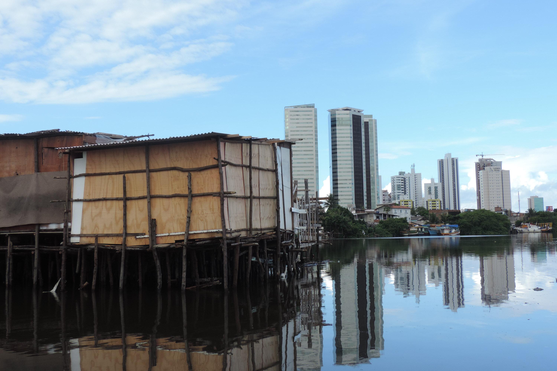 Palafitas em Recife