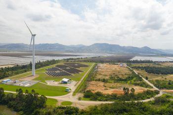 Aerogerador está instalado no parque eólico da Engie, em Tubarão (SC), e é resultado de um trabalho de pesquisa de 10 anos, liderado pela Aneel