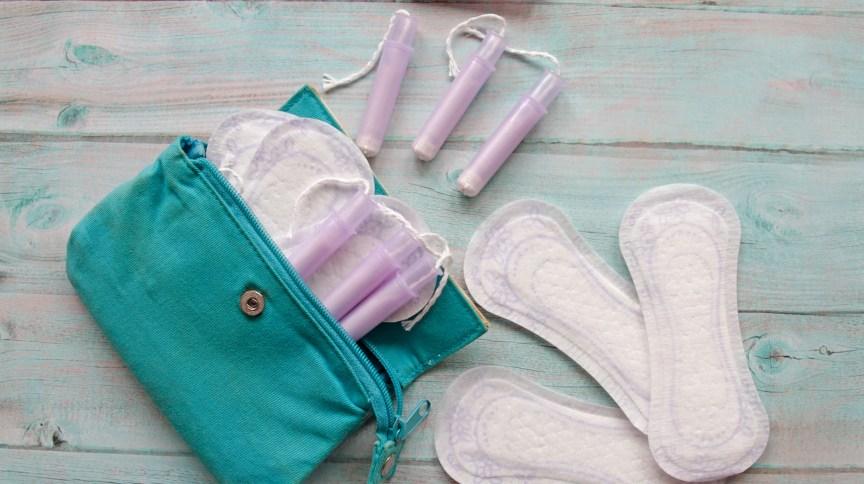 Falta de condição financeira para comprar absorventes e de estruturas sanitárias estão entre as causas do problema batizado de pobreza menstrual