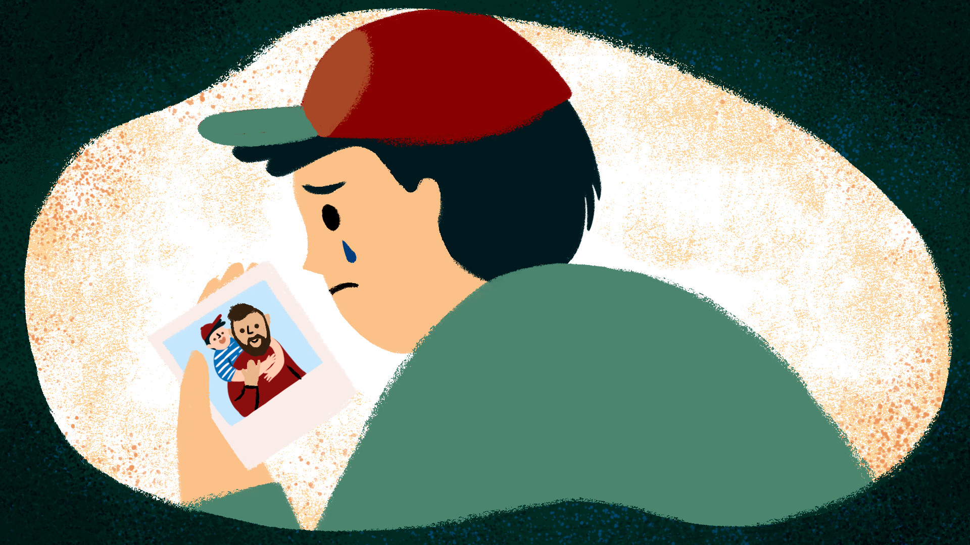 Órfãos ilustração 3