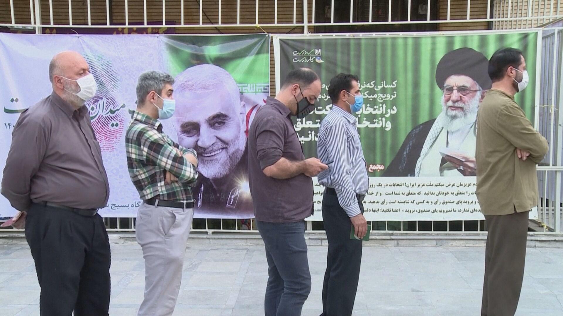 Eleições presidenciais no Irã podem ter menor eleitorado desde 1979