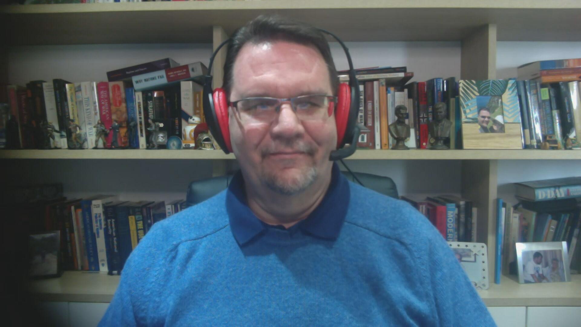 Gunther Rudzit, professor de Relações Internacionais da ESPM