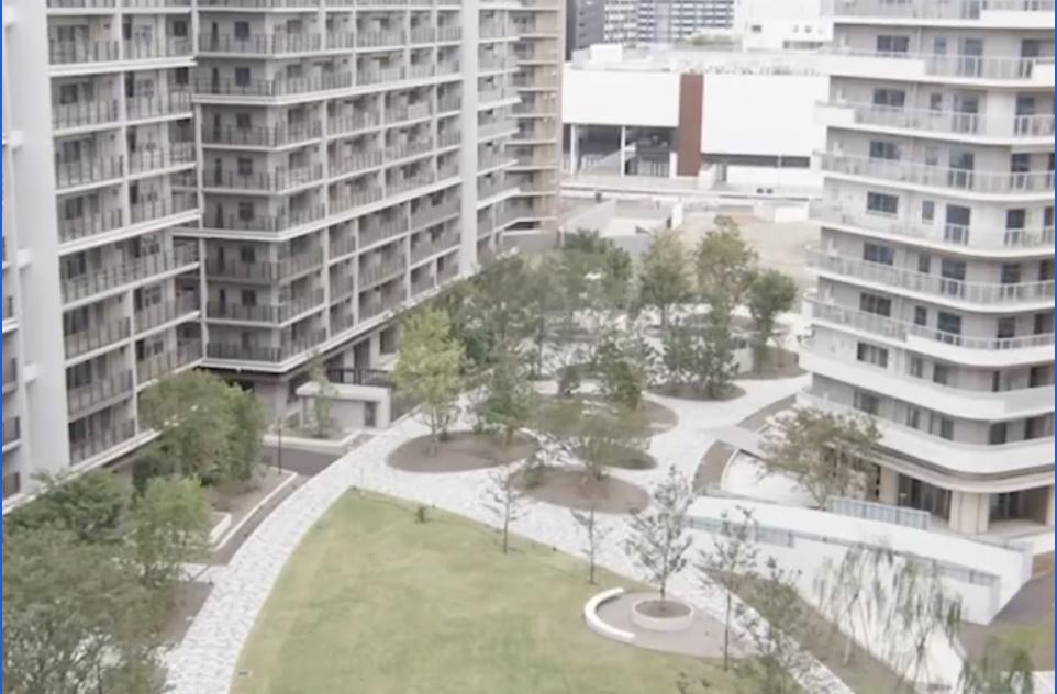 Tóquio apresenta a Vila Olímpica e Paraolímpica