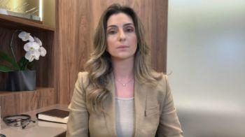 Cardiologista e intensivista do InCor e da Rede D'Or, Stephanie Rizk falou à CNN sobre o novo perfil de internados por Covid-19