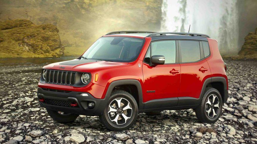 Jeep Renegade, da Fiat Chrysler (FCA)