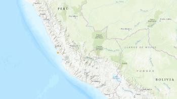 O terremoto ocorreu a uma profundidade de 5,6 quilômetros com epicentro identificado a 40 quilômetros da cidade de Mala
