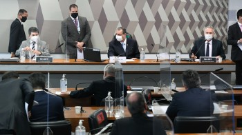 Informações foram entregues nesta quinta-feira (24) à comissão