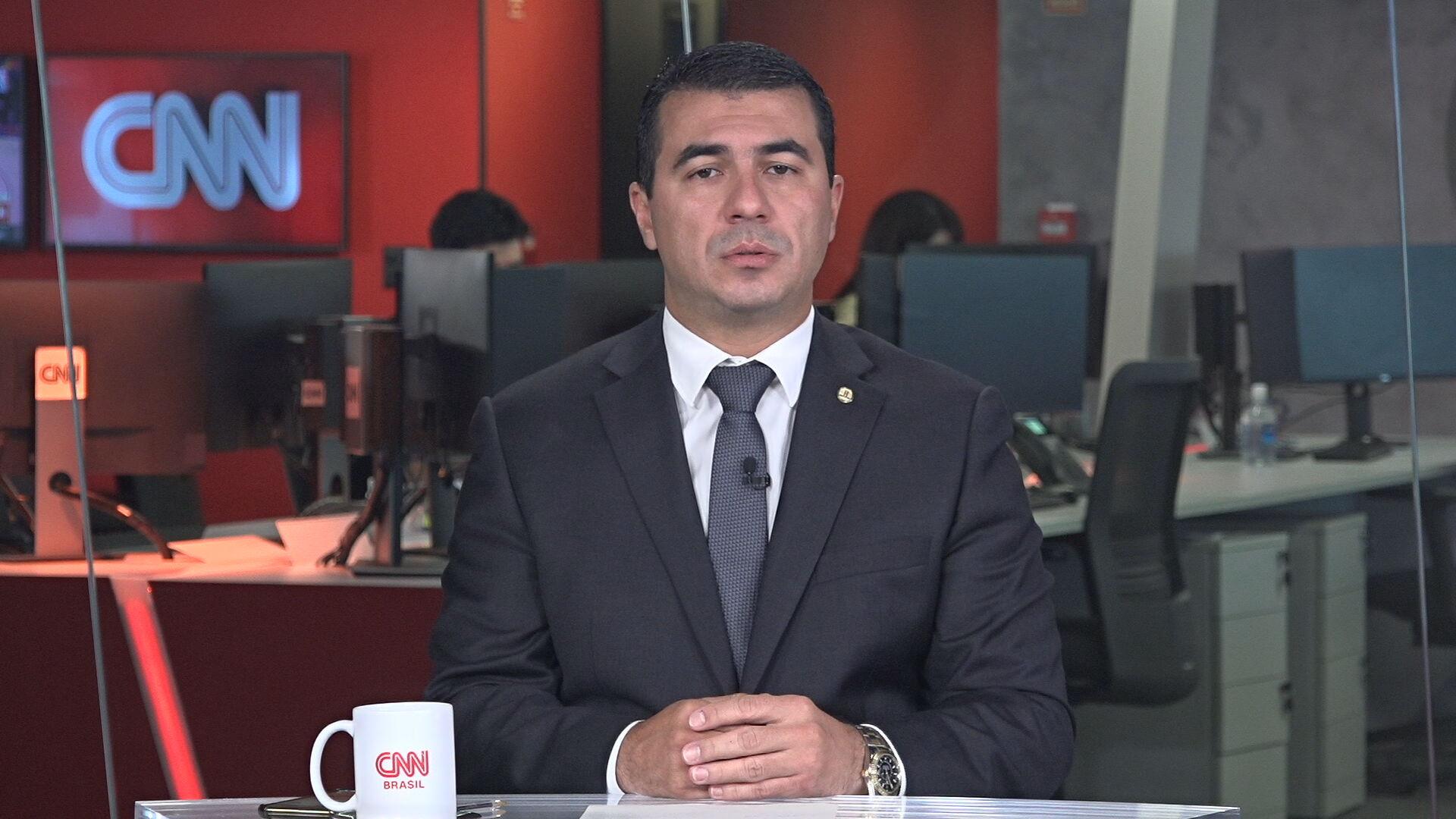 Deputado federal Luis Miranda (DEM-DF) fala à CNN sobre convite à CPI
