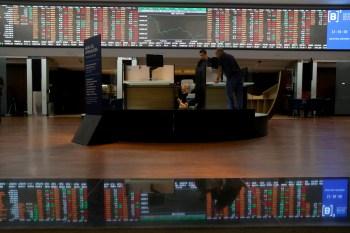 O principal índice da bolsa brasileira fechou o mês com uma desvalorização de 3,4%, em relação ao fechamento de 31 de julho