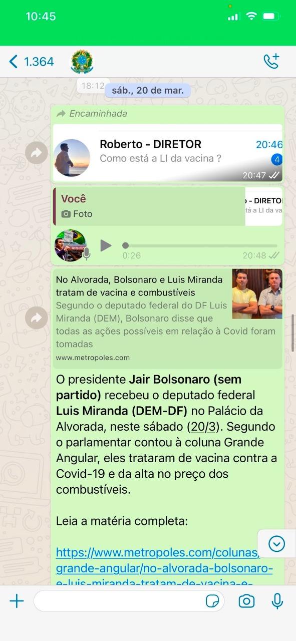 Luis Miranda - conversas