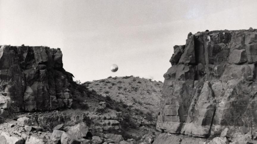 Ovni avistado no Novo México, EUA