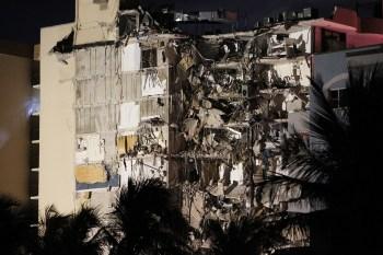 Prefeito de Surfside confirmou à CNN que incidente deixou ao menos uma vítima e outros dez feridos; mais de 80 unidades de resgate estão no local