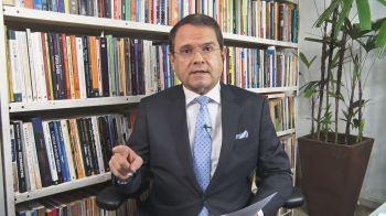 No quadro Liberdade de Opinião, jornalista comentou entrevista do deputado federal Luis Miranda deu à CNN sobre supostas irregularidades na compra da Covaxin