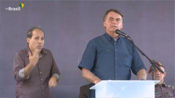 Presidente foi a Jucurutu, no Rio Grande do Norte, e defendeu voto impresso