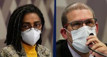 Pesquisadores Pedro Hallal e Jurema Werneck criticaram supostas omissões do governo federal na condução da pandemia de Covid-19