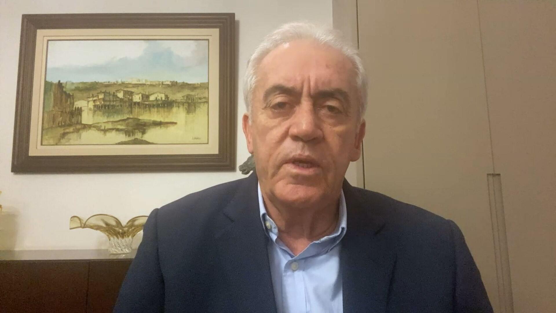 O senador Otto Alencar (PSD-BA) conversou com a CNN sobre a CPI da Pandemia