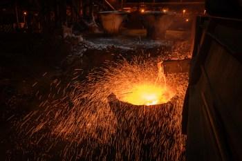 A Vale terá uma fatia de 49% do projeto, que deve produzir 73 mil toneladas de NPI por ano por meio de oito fornos elétricos rotativos