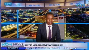"""Nas redes sociais, CEO da rede KBN, na Zâmbia, defendeu-se afirmando que apresentador estava """"embriagado"""""""