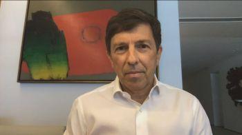 Fora da direção do partido Novo, o empresário ainda não decidiu se tentará novamente à Presidência em 2022