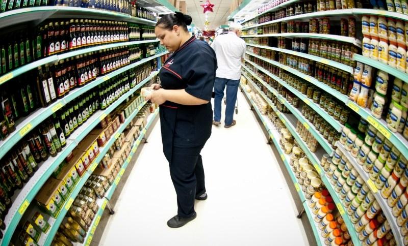 Supermercado em São Paulo