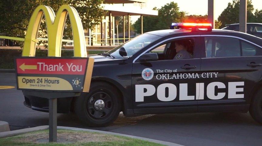 Mulher abriu fogo contra funcionários em McDonald's na cidade americana de Oklahoma City