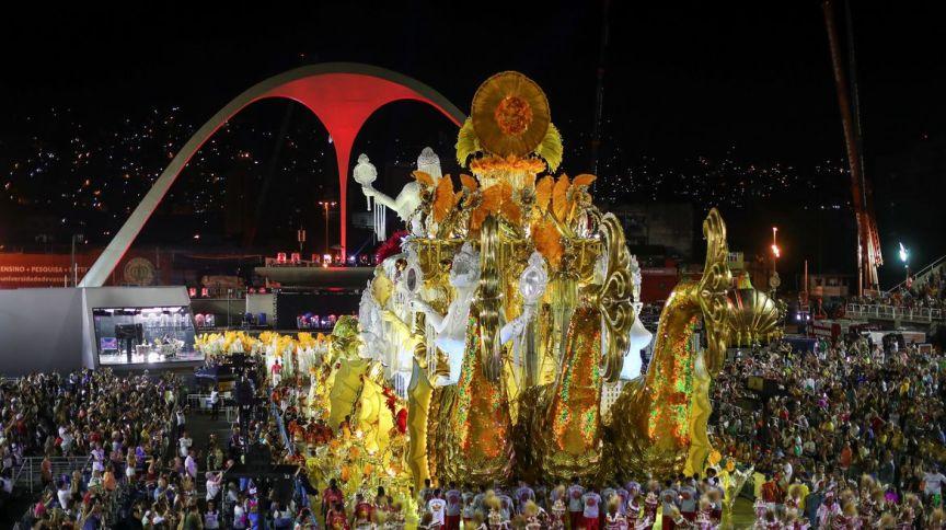 Viradouro é campeã do Carnaval do Rio de Janeiro