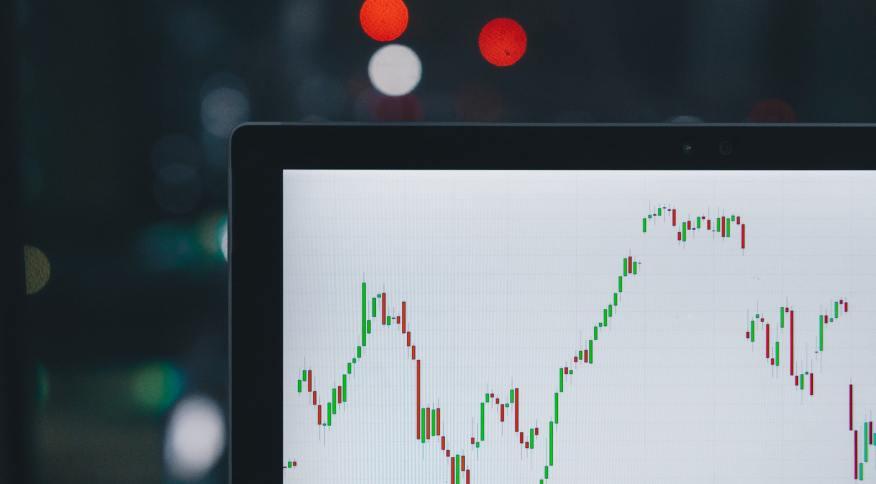 Gráfico de ações: Setores como de energia e seguros costumam ser mais estáveis na bolsa