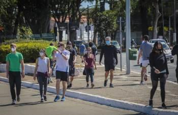 Pesquisa Ipsos com 29 países mostra que média de tempo dedicada à atividade física entre brasileiros é metade da média global