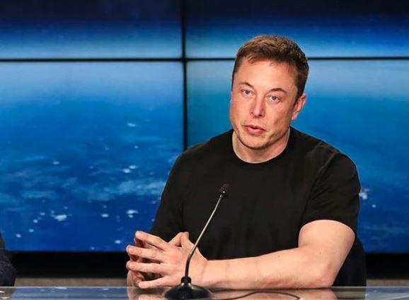 O empresário Elon Musk