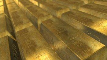 O metal precioso foi ajudado pela estabilização dos juros dos títulos americanos durante boa parte da sessão