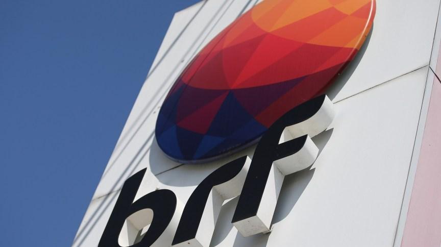 Logo da BRF: empresa faz previsão de receita de R$ 65 bi entre 2021 e 2023
