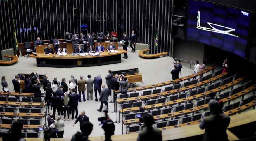 Plenário da Câmara dos Deputados (29.jun.2017)
