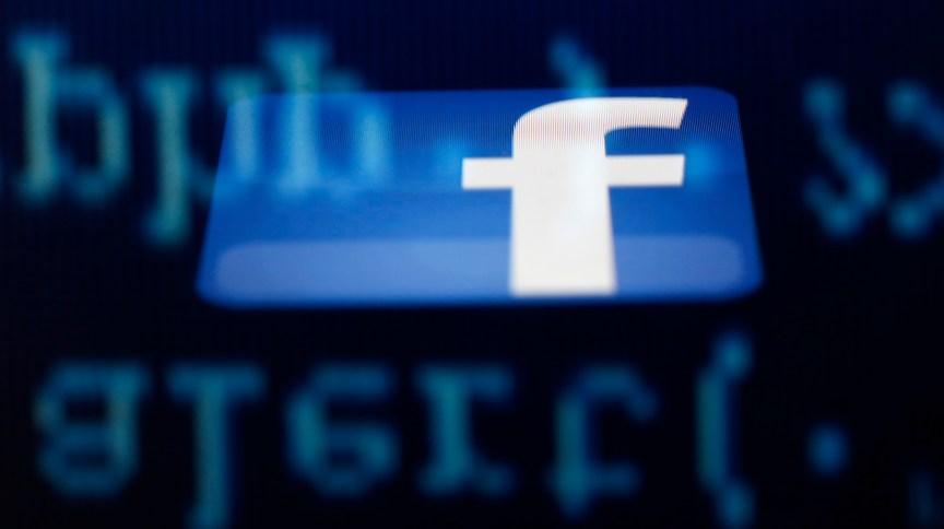 Logo do Facebook: empresa é uma das gigantes do Vale do Silício a investir em IA