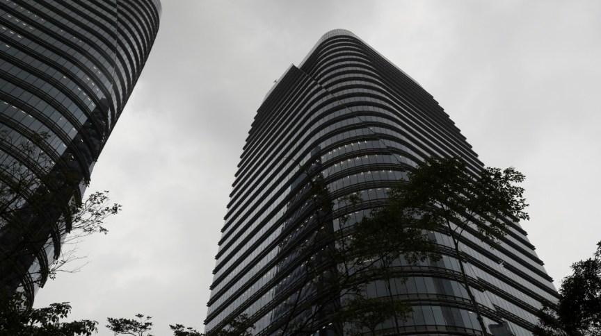 Vista externa do prédio de escritórios da XP, em São Paulo (11/12/2019)