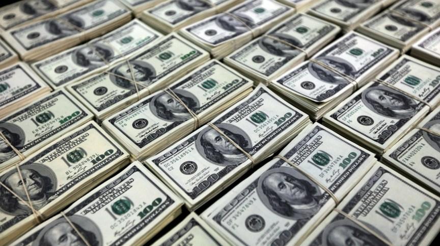 Notas de US$ 100 (14.out.2015)