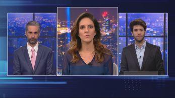 Augusto de Arruda Botelho e Caio Coppolla debateram também sobre a decisão do STF de divulgar os exames da Covid-19 do presidente Bolsonaro