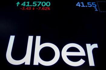 Enquanto as receitas com corridas somaram US$ 790 milhões (35% do total), o faturamento com entregas do Uber Eats chegou a US$ 1,2 bilhão (54% do total)