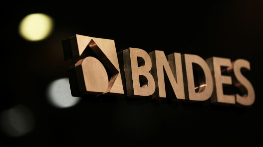 Logomarca do BNDES