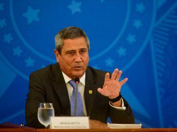 Ministro-chefe da Casa Civil admitiu que números não são 'maquiados', mas falou em 'levar mensagem de otimismo'