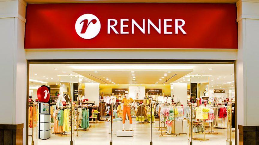 Unidade da Lojas Renner: A companhia afirmou que atualmente apenas 18,3% de suas 597 lojas estão em funcionamento