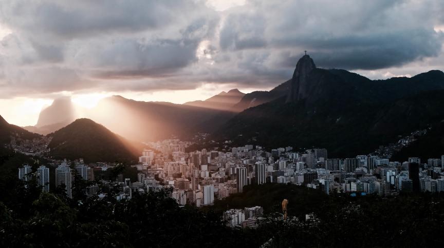 Vista do Rio de Janeiro: além de morar perto do comércio, brasileiro gosta de apartamentos com uma bela vista
